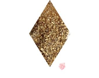 Gold Sugar Crystals Sprinkles - 2.0 oz Sprinkles, Toppings, Cake, Cookies, Decor, Cupcakes