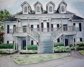 Full Detail :  Exterior Home Rendering