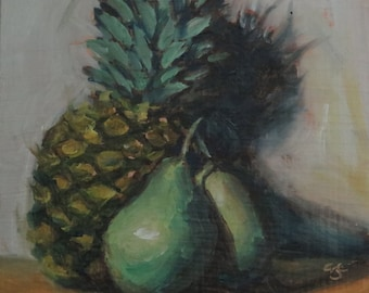 Ananas and Pears
