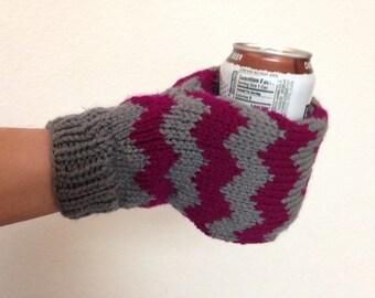 PATTERN: Beer Holder Mitten