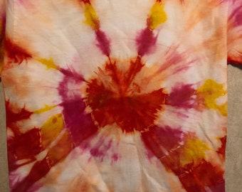 Children's Size M 8 Tie Dye T- Shirt