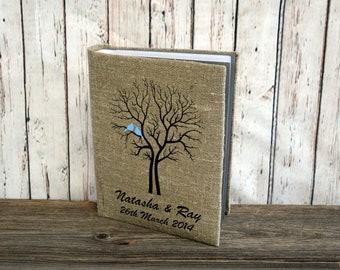 Wedding albums , Wedding photo book , Wedding photo album , Personalized albums ,  Picture album, Photobook  ,  Rustic Album