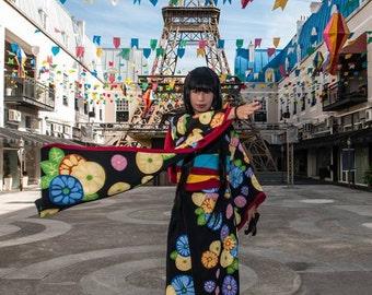 Enma Ai Costume kimono Jigoku Shōjo Hell Girl Cosplay Comission Seam - Under Measure