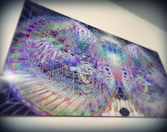 "Print Plexiglas ""New Acid Order"""