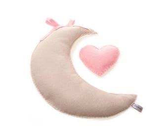 Pattern heart moon - no. 277