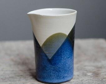 Ceramic Creamer, Milk Creamer, Coffee Gift, Coffee Creamer, Valentines Gift, Foodie Gift, Pottery Creamer, Gift, Housewarming gift, Handmade