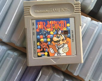 doctor mario game for Nintendo GameBoy