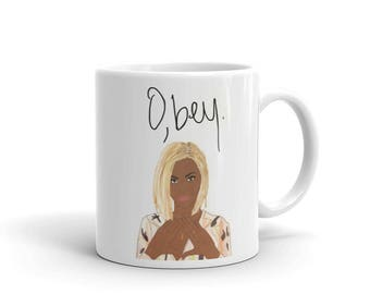 O'bey coffe cup