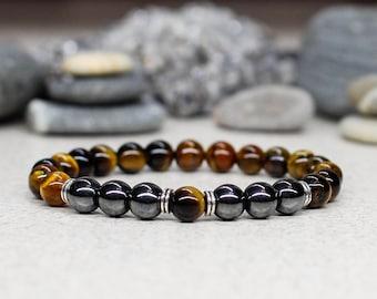 Stone jewelry Etsy