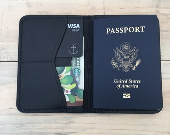 Travel wallet- Passport holder - Wallet