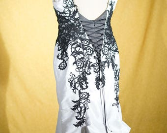 Gothic and Victorian Wedding Dresses----Custom Made