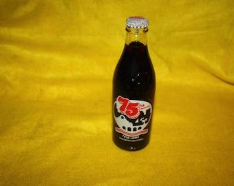 75th Anniversary San Diego California 1910-1985 Commemorative Coca Cola Bottle