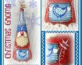 Apple Tree Cottage Original Design E Pattern - Christmas Gnome