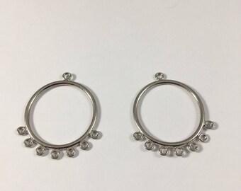 Ear findings destash - ear hoops