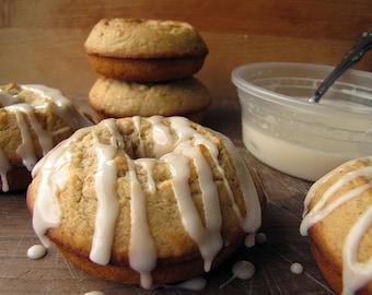 Baked Doughnuts, Party Food, Homemade Doughnuts, Doughnuts, Cinnamon Doughnuts, Pumpkin Doughnuts, Cake Doughnuts, Chocolate Doughnuts