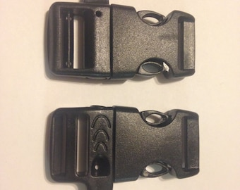 Custom Side Release Buckle with Whistle