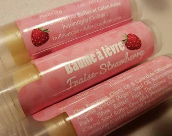 Lip balm - Strawberry