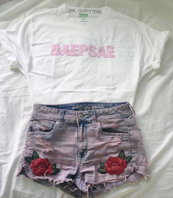 Baepsae BTS crewneck sweatshirt 4hju83g