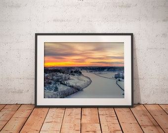 Northen Sunrise | print | photograph | wall art