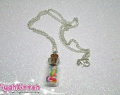 Necklace *Marshmallow Bot...