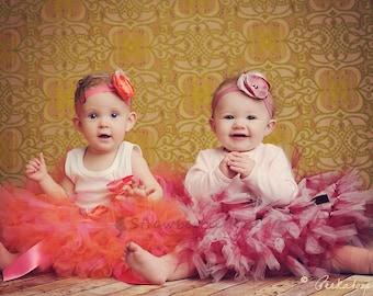 Baby Girls Birthday Tutu   1st Birthday Tutus
