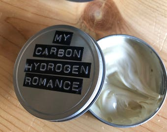z My Carbon Hydrogen Romance/cosmetics/skin/makeup/celebrity/essential oils/handcream/body cream/cruelty free/beauty/lotion/travel size/emo/