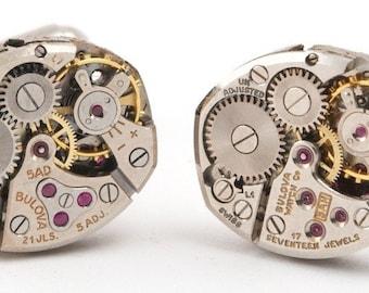 Watchwork Cufflinks