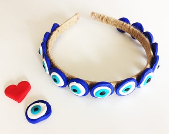 "Headband - The Eye - To ""Mati"""