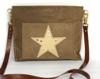 The Daniela Satchel Bag