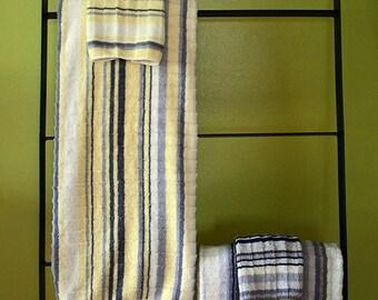 Steel Bath Towel Ladder / Towel Rack, Towel holder / Rack, Modern, Minimal, Industrial, Sleek Design