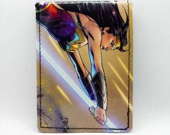 Wonder Woman Wallet - Comic Book Wallet