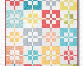 Birthday Presents Quilt Pattern by Atkinson Designs