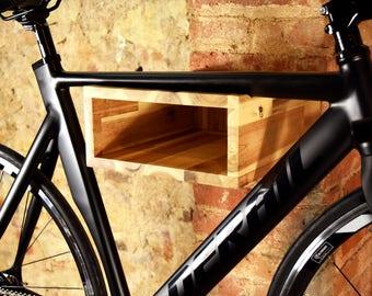 Bike rack, bike shelf, bike wall mount, bicycle accessories, bike hanger,bike rack wall,soporte bicicleta,feporte-vélos mural/ VIROKI-Santa