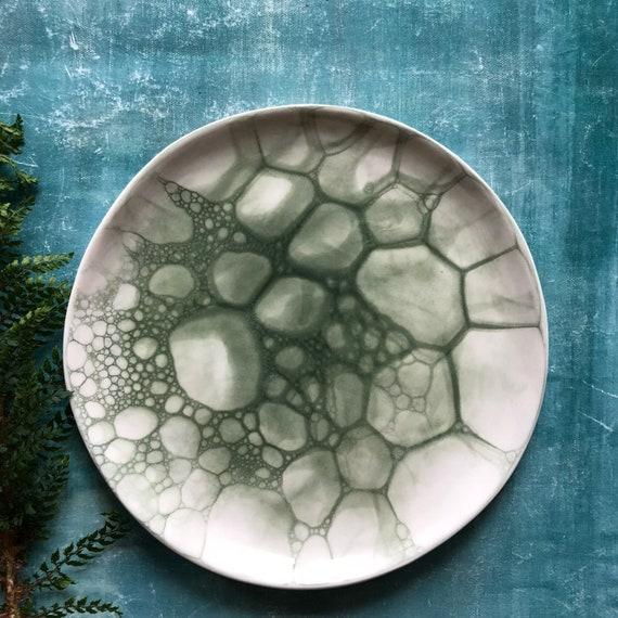 Mermaid series plate