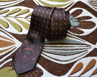 1950s Wembley Skinny Necktie