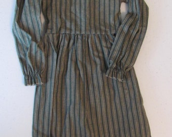 Rag Doll Clothes, Ragdoll Clothing, Primitive Doll clothes, Prim Doll clothing, Homespun, Cloth Doll Clothes