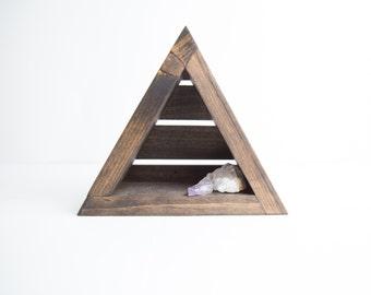 Mini Old Pine Shelf