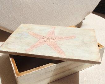 Seaside Trinket Box
