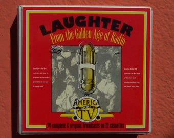 Laughter From the Golden Age of Radio