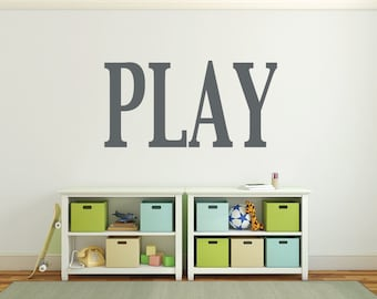 Wall letters, Playroom wall decals, Large wall letters for wall, Alphabet wall decals, Wall letters for nursery wall, Letters for wall DB338