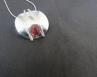 Sterling Silver Pendant  (60)