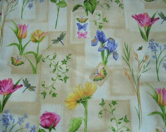 Beautiful Spring- Floral Cotton Pillow Covers- Sofa Pillow Covers- Home Decor- Throw pillow covers- Decorative Pillow Cover