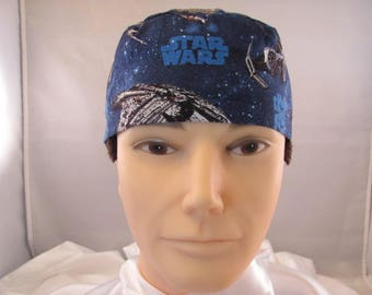 Men's Scrub Hat Star Wars Millennium Falcon