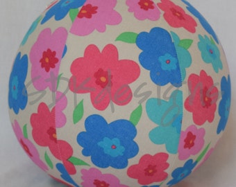 Balloon Ball - Classic Flowers - Birthday Party Gift