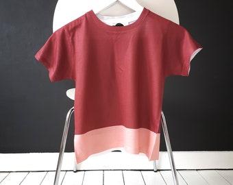 Colourblock, kids t-shirt
