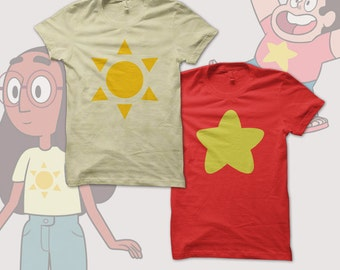 OFFER PACK 2 T-shirts Sun and Star