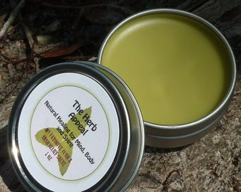 My Favorite Itch and Rash Plantain and Comfrey Salve SAMPLE 1/4 oz