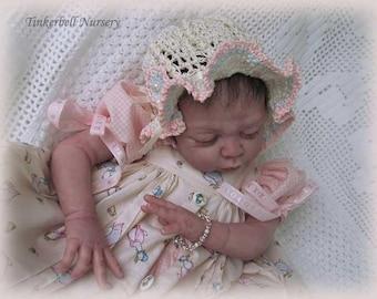 Kaya reborn doll kit by Eva Helland