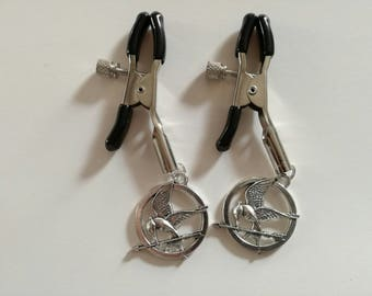 The Hunger Games Nipple Clamps