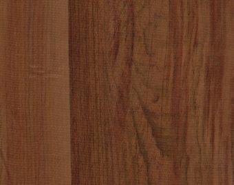 Faux Bois Plank Mesquite